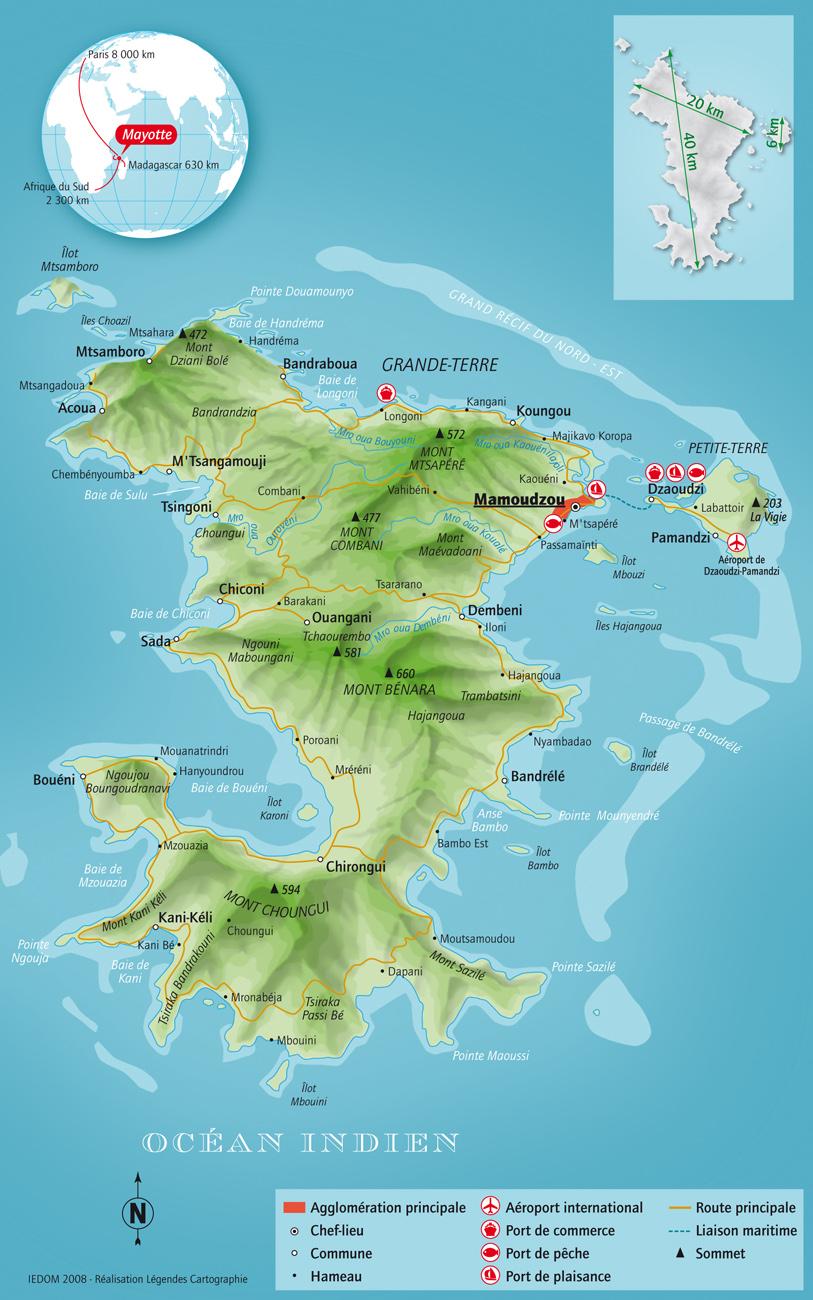 Le mot du Directeur Prsentation Mayotte IEDOM